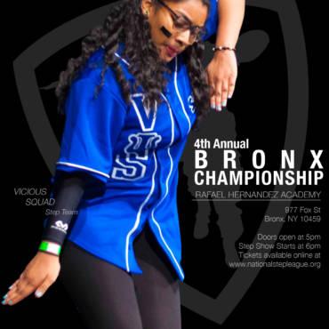 Bronx Championship – 4th Annual