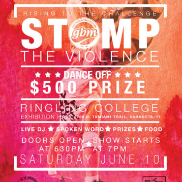 Stop the Violence DANCE OFF