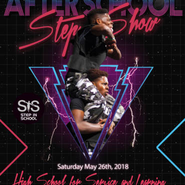 NYC After School Step Show