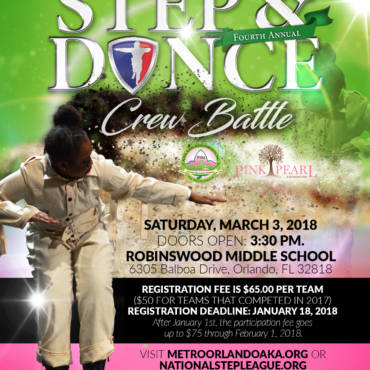Step Dance Crew Battle